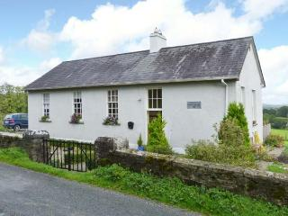 THE OLD SCHOOL HOUSE, pets welcome, en-suites, woodburner & open fire, detached, character cottage with rural views near Carriga - Drumcong vacation rentals