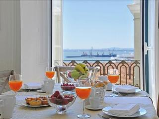 Remedios I - sunny, fantastic  river view,  in charming historic neighborhood - Lisbon vacation rentals