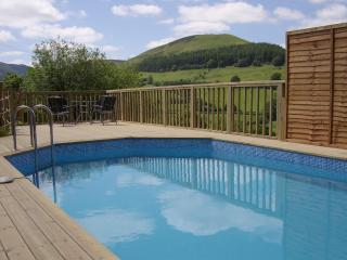 7 bedroom luxury cottage with heated pool in wales - Mid Wales vacation rentals
