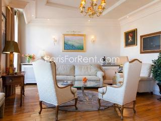 Notre Dame Luxury One Bed with spectacular Views - Paris vacation rentals