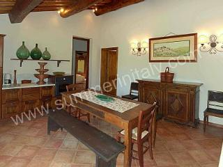 Villa Iva A - Montaione vacation rentals