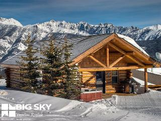 Big Sky Moonlight Basin | Cowboy Heaven Cabin 7 Cowboy Heaven Spur - Big Sky vacation rentals