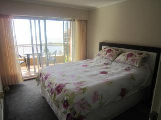 Sunny beachfront condo in the heart of Montevideo - Punta del Este vacation rentals