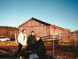 Mount Snow Farm- former guest James Gandolfini - East Dover vacation rentals