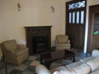 living room - Heritage studio apt, T 72 Hauz Khas Village, Delhi - New Delhi - rentals