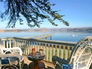 Romantic Waterfront Cottage for Two, on Morro Bay - San Luis Obispo County vacation rentals