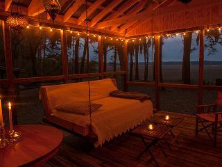 Romantic Creekfront Cabin- St Helena Island - Saint Helena Island vacation rentals