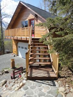 Mountain View Vacation Rental near Anchorage, AK - Eagle River vacation rentals