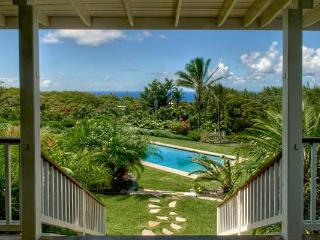 Featured in Coastal Living-pool, view PERMITTED - Haiku vacation rentals