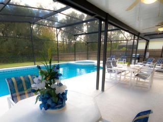 6BR-Private SF Pool/Spa,GameRoom,BBQ,WiFi-Disney - Orlando vacation rentals