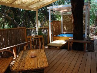Green Heart , eco vacation in nature, mid Israel - Srigim vacation rentals