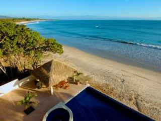 Absolute beachfront luxury condo w Infinity Pool. - Punta de Mita vacation rentals