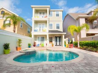 Reunion 2 - 5 bedroom house with pool in Kissimmee - Naples vacation rentals