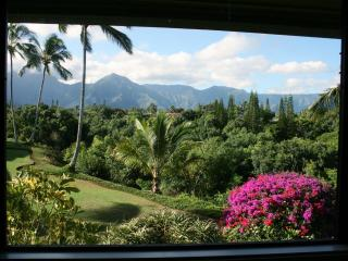 100% Renovated Luxury Condo w/Ocean/Mountain Views - Princeville vacation rentals