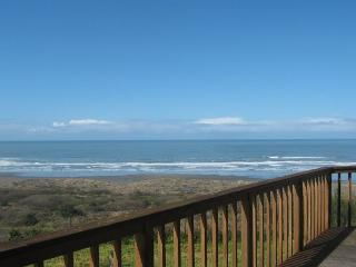 Clam Beach House 3 bedrooms, 2 ba, ocean and beach view, walk to huge beach! - Arcata vacation rentals