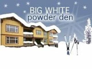Ski-in Ski-out at Big White Ski Resort! - Big White vacation rentals