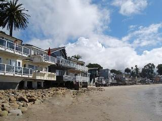 Bakers Beach Cottage at Miramar 2story ON THE SAND - Montecito vacation rentals