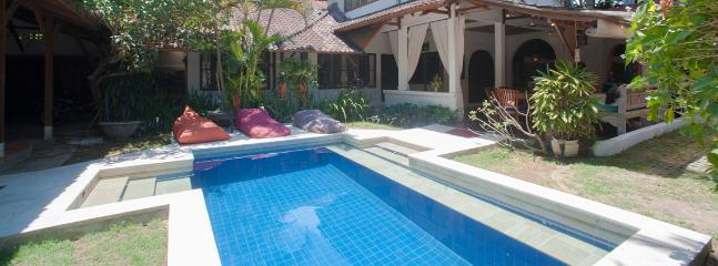 Pool - Beautiful 5 bdm/4 Bath,50meter off Seminyak beach! - Seminyak - rentals