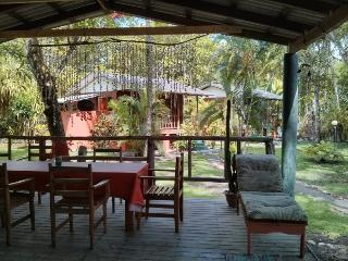 Unique Ocean Front Cabin with Pool  Playa Zancudo - Playa Zancudo vacation rentals