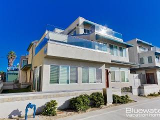 Bluewater Ocean Front Two North - Mission Beach Vacation Rental - Pacific Beach vacation rentals