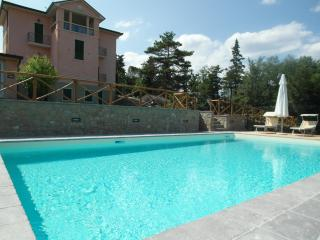 Villino Vittoria - spectacular villa, views, pool. - Anghiari vacation rentals
