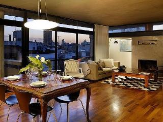 Stunning Soho Penthouse with Private Terrace! - Buenos Aires vacation rentals