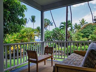 Upscale 3 bedroom bungalow in oceanfront estate - Kailua-Kona vacation rentals