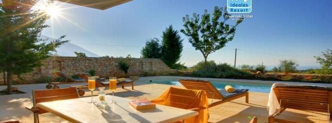Ideales Resort villa Porfira - Image 1 - Trapezaki - rentals