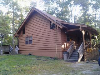 Cozy Family Cabin Getaway near Helen in Sautee - Sautee Nacoochee vacation rentals