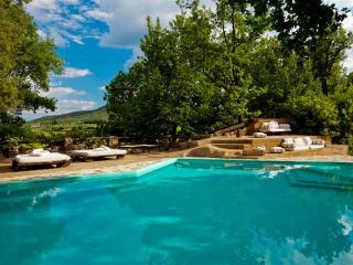 Luxury villa near Siena - Ponte a Bozzone vacation rentals
