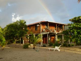 Your 2 acres of beach-Easy Street 2-2 bedroom home - Placencia vacation rentals