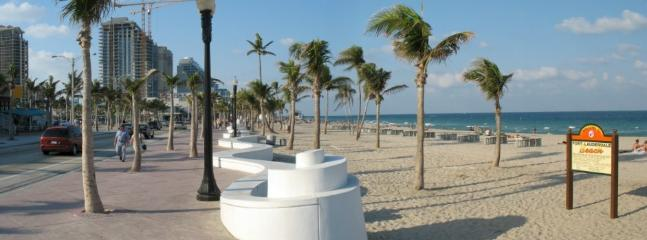 Fort Lauderdale Beach @ Sunrise Blvd - Fort Lauderdale Beach 2 bdrm / 2 bath Condo - Fort Lauderdale - rentals