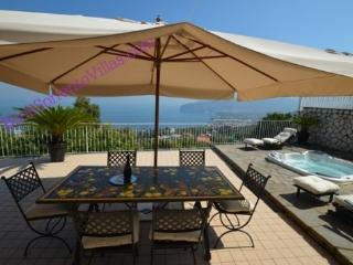 VILLA VALERIA (NEW) - SORRENTO CENTRE - Sorrento - Sorrento vacation rentals