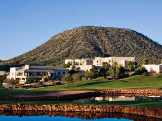 Elegant condo with resort pool, A/C, views, golf - Sedona vacation rentals
