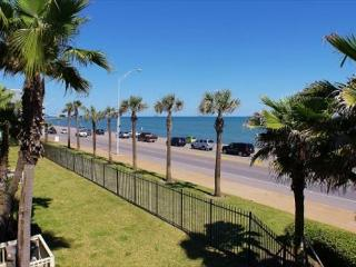 Dawn 228 lets you enjoy wonderful unobstructed ocean views from the balcony! - Galveston vacation rentals
