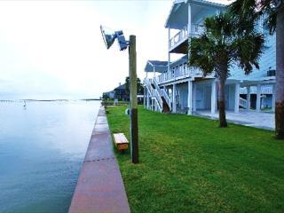 Stunning newly built Bayfront home! - Galveston vacation rentals
