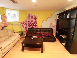 Beautiful 1BR, sleep4, Adams Morgan, DuPont, Zoo - Washington DC vacation rentals