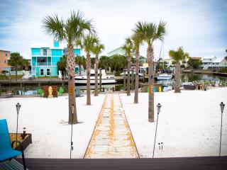 Beach Home w/ 90Ft Dock on Bay! 3Br/2Ba - Pensacola vacation rentals