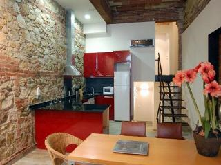 8-person apartment in Poble Sec - Barcelona vacation rentals