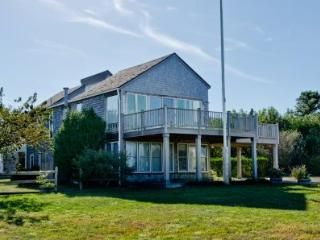 CHAPPY BEACH HOUSE WITH GUEST COTTAGE & WATER VIEWS - CHP SPLA-24 - Chappaquiddick vacation rentals
