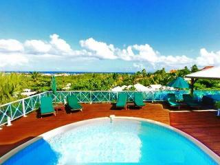 TINTAMARRE...* Green Cay Villas... lovely views, fresh breezes, comfortable - Orient Bay vacation rentals