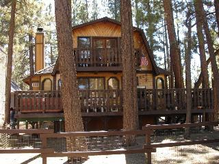 Pilot's Chalet in Big Bear - Close to the Lake - Big Bear City vacation rentals