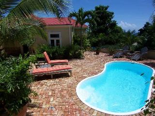 Caneel Trailside Cottage: Expansive Views of the Caribbean! - Cruz Bay vacation rentals