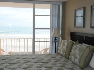 DIRECT Ocean Front Views on Daytona Beach - Daytona Beach vacation rentals