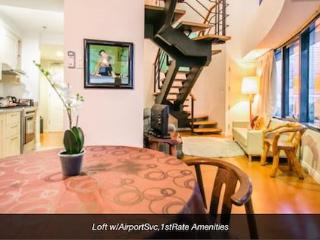 Charming Colonial Filipino Loft w/AirportSvc - Makati vacation rentals
