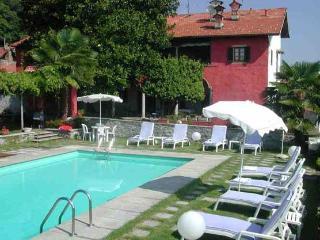 Villa Paesino 5 Lake Maggiori villa rentals, Italian Lakes villa rental, Lake Maggiori villa to let, villa with pool Lake Maggiori - Lake Maggiore vacation rentals