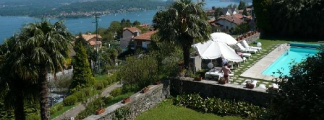 Villa Paesino 1 Lake Maggiori villa rentals, Italian Lakes villa rental, Lake Maggiori villa to let, villa with pool Lake Maggiori - Image 1 - Brovello - rentals