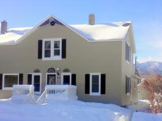 Haggin Guest House - in town, 6 BR + hot tub - Red Lodge vacation rentals