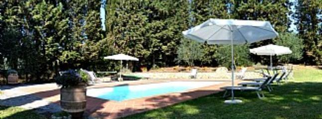 Villa Cherubina - Image 1 - Staggia - rentals