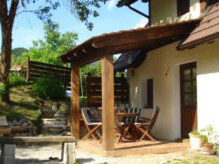 Tilnik Farm Slovenia Rural Retreat Apt 2 sleeps 5 - Luce vacation rentals